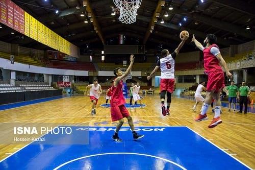 بسکتبالیست های ایرانی (1)