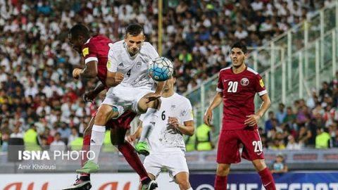 """ایران تنها تیم """"بدون گل خورده"""" در انتخابی جام جهانی ۲۰۱۸"""