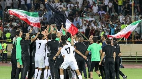 بازتاب صعود ایران به جام جهانی در رسانههای دنیا