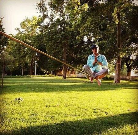 حرکاتی برای افزایش تعادل بدن