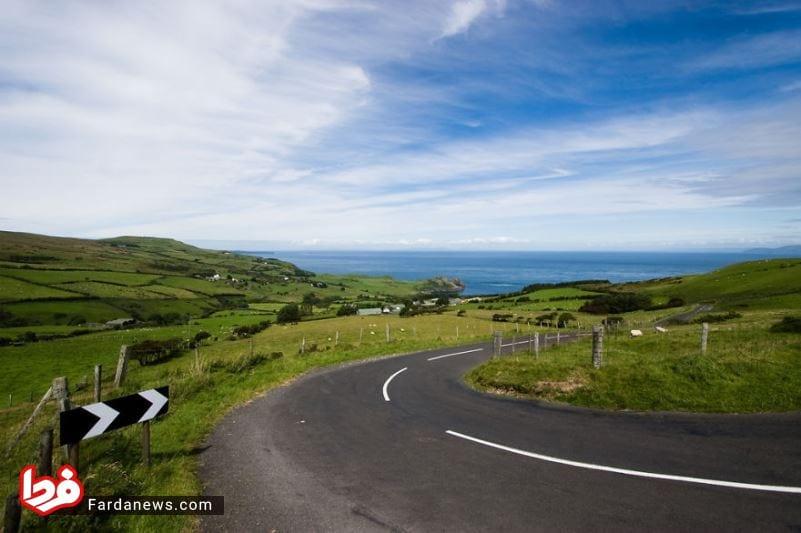 زیباترین جاده های جهان (2)