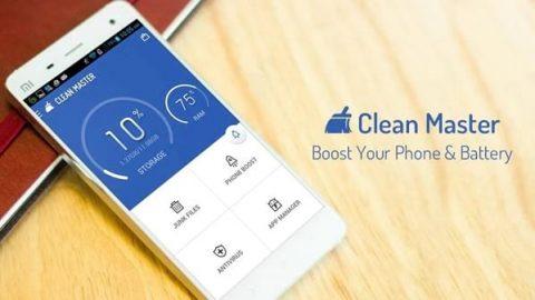 دانلود Clean Master 5.17.4؛ افزایش چشم گیر سرعت گوشی