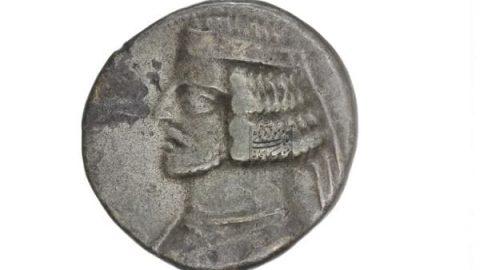 سکه اشکانی؛ گنج دو هزار ساله موزه ملک