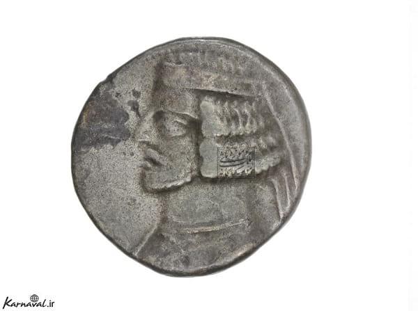 سکه اشکانی (1)
