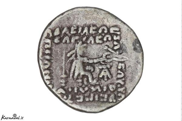 سکه اشکانی (2)
