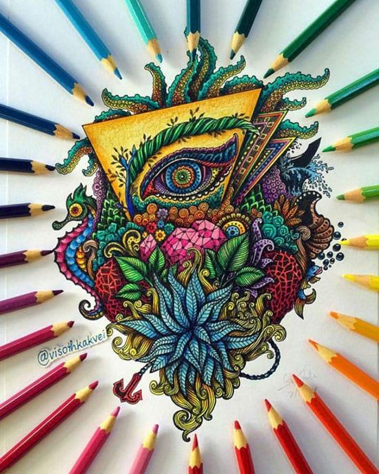 طراحی با مداد (1)