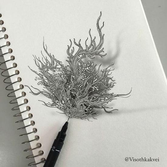 طراحی با مداد (12)