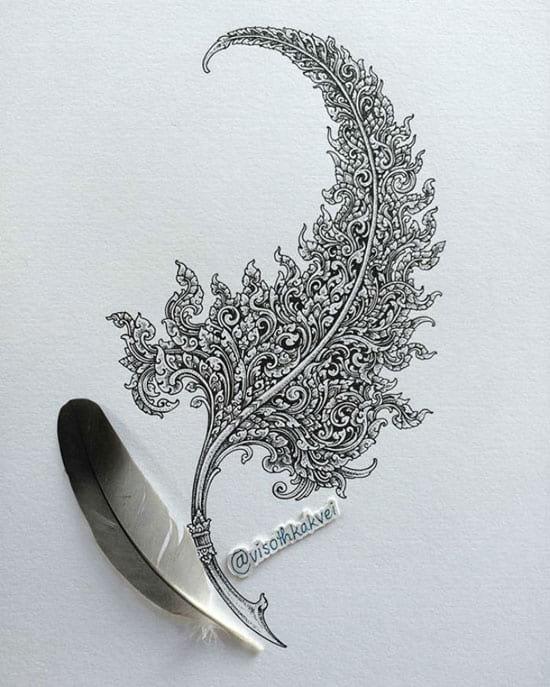 طراحی با مداد (13)