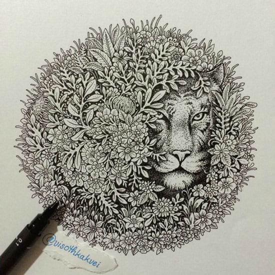 طراحی با مداد (6)