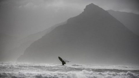 طوفان بی سابقه در آفریقای جنوبی (ویدئو)