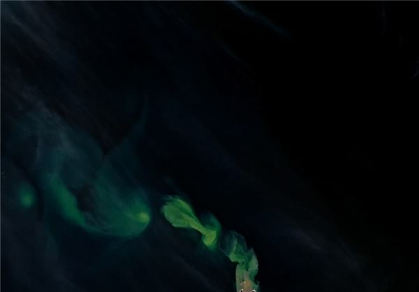 فوران آلاسکا (1)
