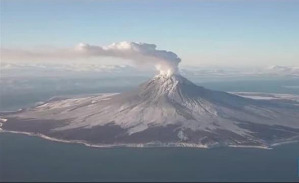 فوران آلاسکا (2)