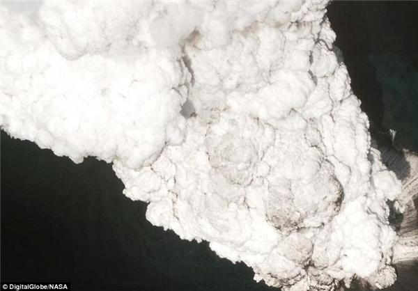 فوران آلاسکا (3)