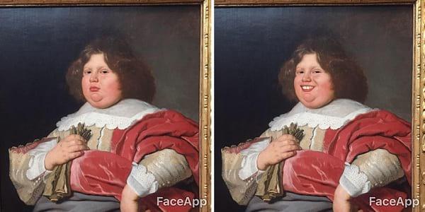 لبخند تابلو کلاسیک (12)