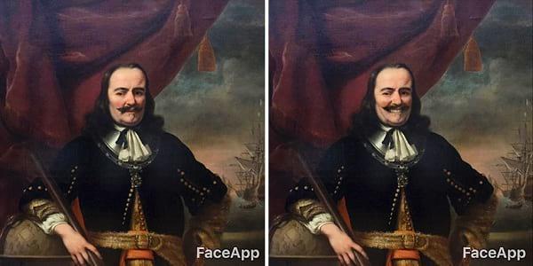 لبخند تابلو کلاسیک (9)