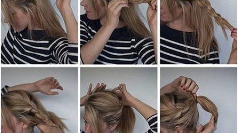 مدل دم اسبی موهایتان را از یکنواختی در بیاورید (۲)