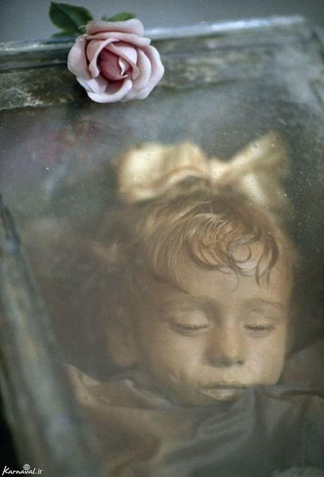 روزالیا لومباردو؛ مومیایی زیبای خفته