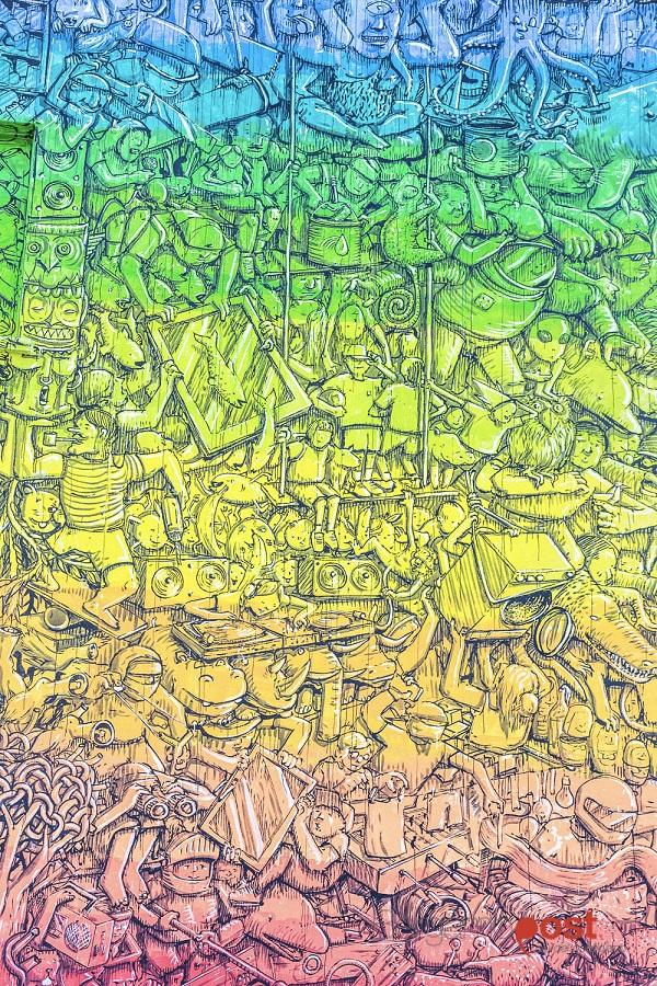 نقاشی های محیطی (3)