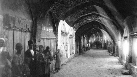 نوستالژیهای دوران قاجار