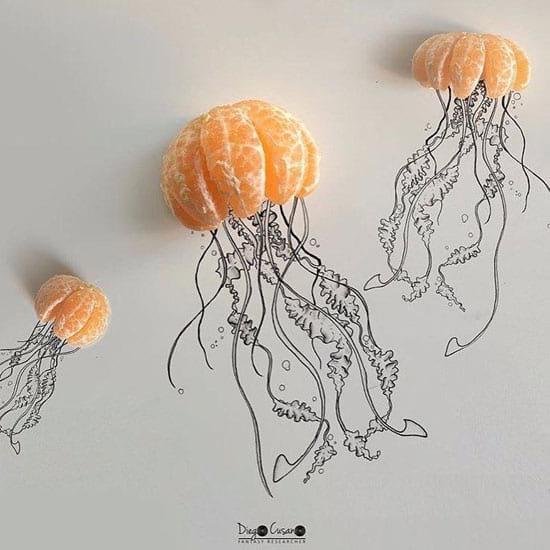هنرنمایی با نقاشی و اشیاء (9)