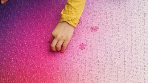 شما می توانید این پازل غول پیکر را بسازید