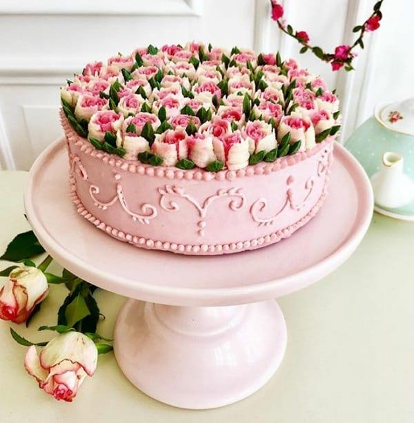 کیک های گیاهی (21)