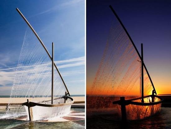 زیباترین فواره ها و آب نماهای جهان به روایت تصویر!