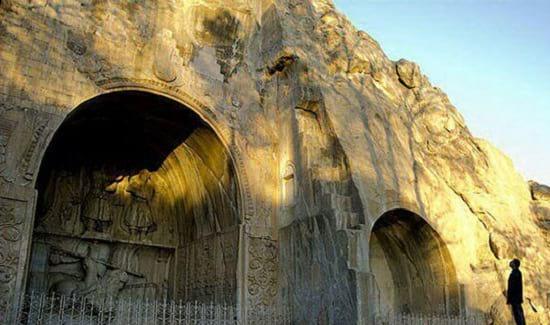 آثار تاریخی کرمانشاه (1)