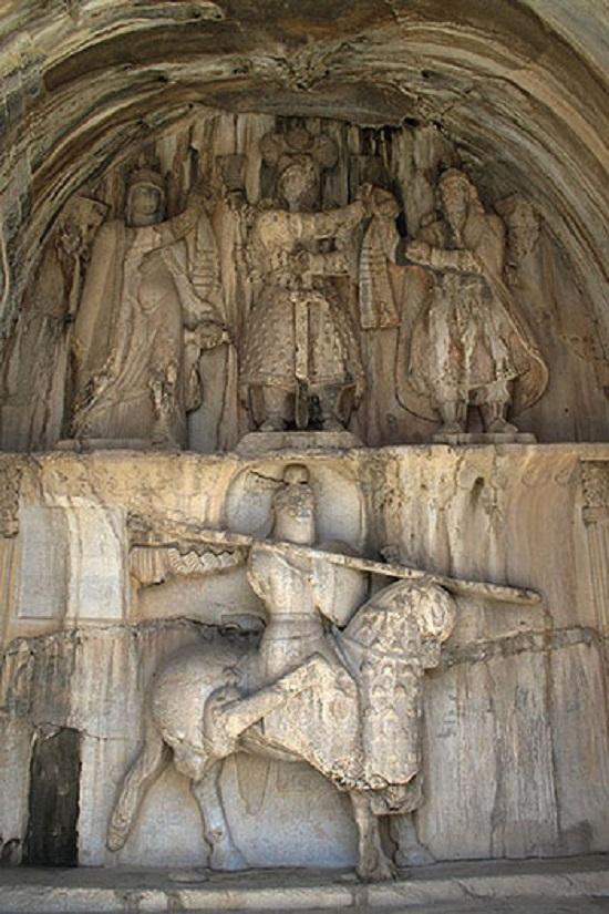 آثار تاریخی کرمانشاه (2)