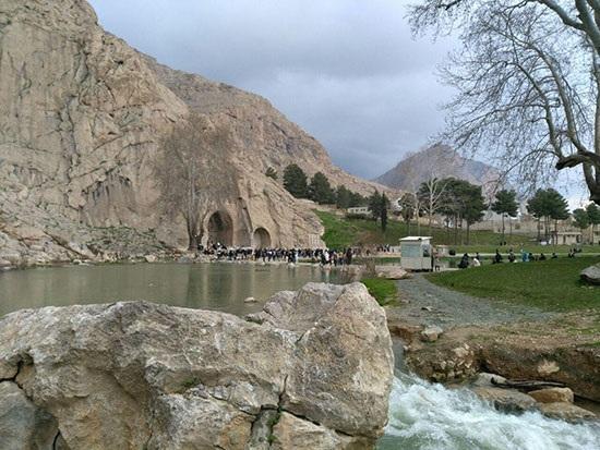 آثار تاریخی کرمانشاه (3)