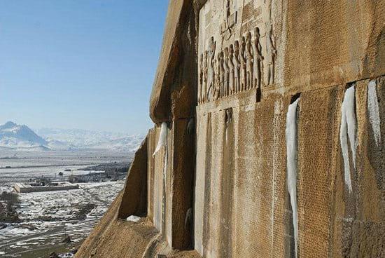 آثار تاریخی کرمانشاه (5)