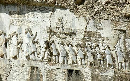آثار تاریخی کرمانشاه (6)