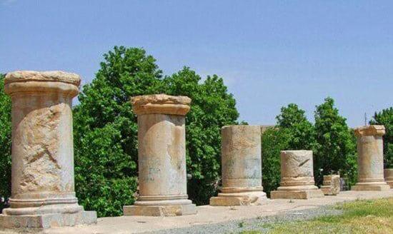 آثار تاریخی کرمانشاه (8)