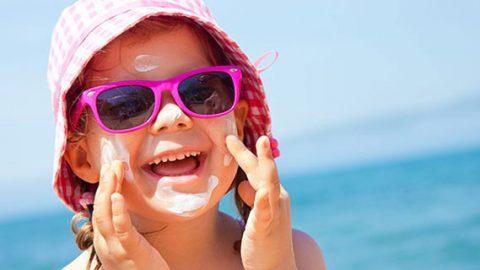 ۸ سپر طبیعی در برابر آفتاب سوختگی