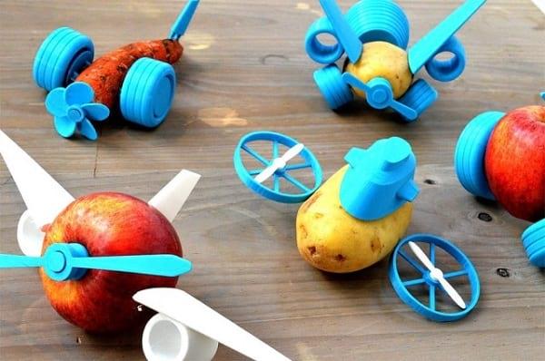 اسباب بازی با چاپگر سه بعدی (1)