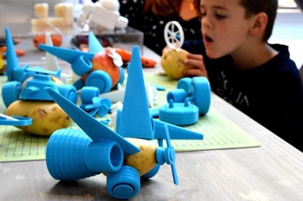 اسباب بازی با چاپگر سه بعدی (6)