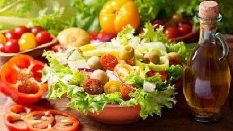 رژیم غذایی مدیترانه ای ریسک سرطان روده را به شدت کاهش می دهد
