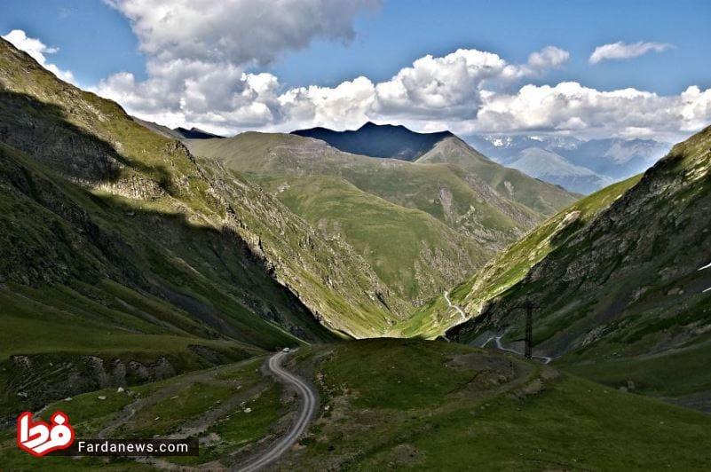 زیباترین جاده های جهان (11)