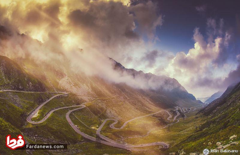 زیباترین جاده های جهان (14)