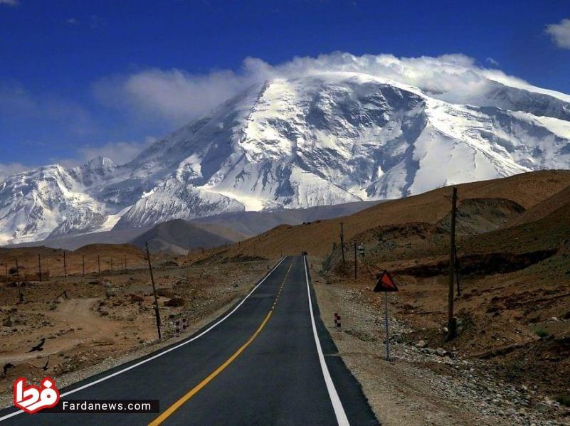 زیباترین جاده های جهان (16)