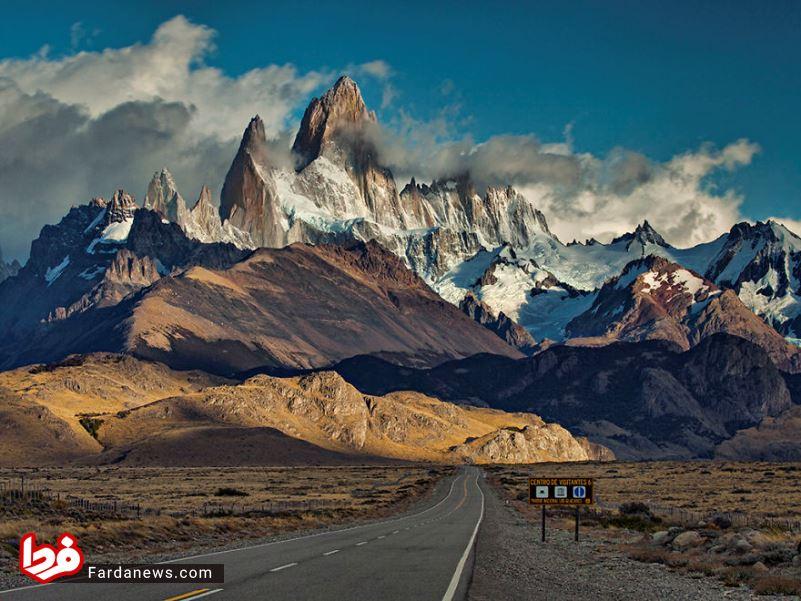 زیباترین جاده های جهان (17)