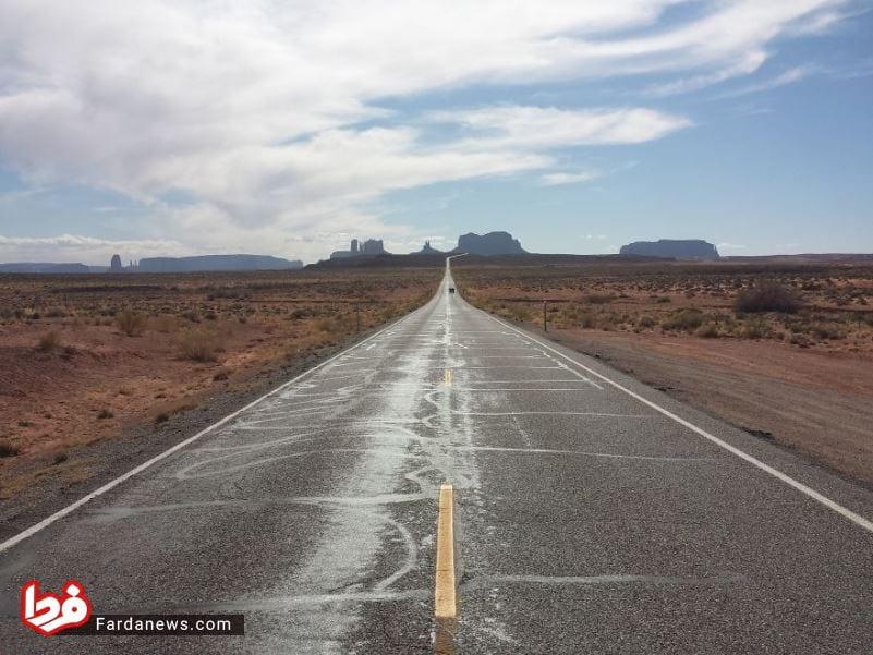 زیباترین جاده های جهان (21)