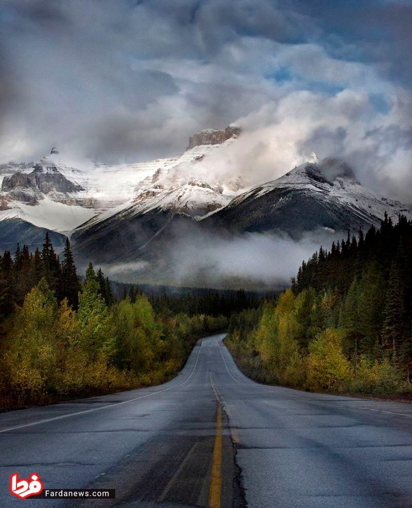 زیباترین جاده های جهان (5)