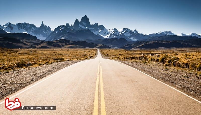 زیباترین جاده های جهان (7)