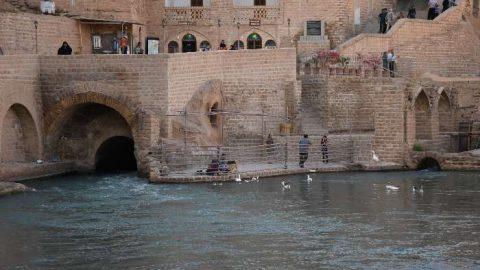 سازههای آبی تاریخی شوشتر