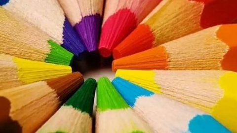 شخصیت شناسی و انتخاب رنگ!
