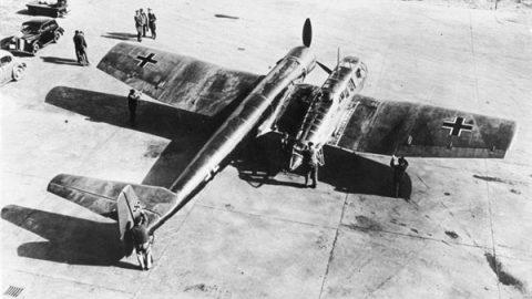عجیبترین هواپیمای جنگی تاریخ