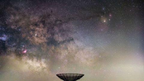 مجموعه ای از عکس های بی نظیر و برگزیده نجوم و ستاره شناسی در سال ۲۰۱۷