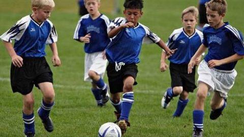 فوتبال رشد استخوانهای پسران را افزایش میدهد