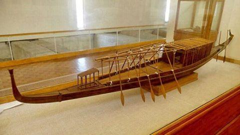 قایق خورشیدی باستانی؛ کشفی بی سابقه در هرم جیزه